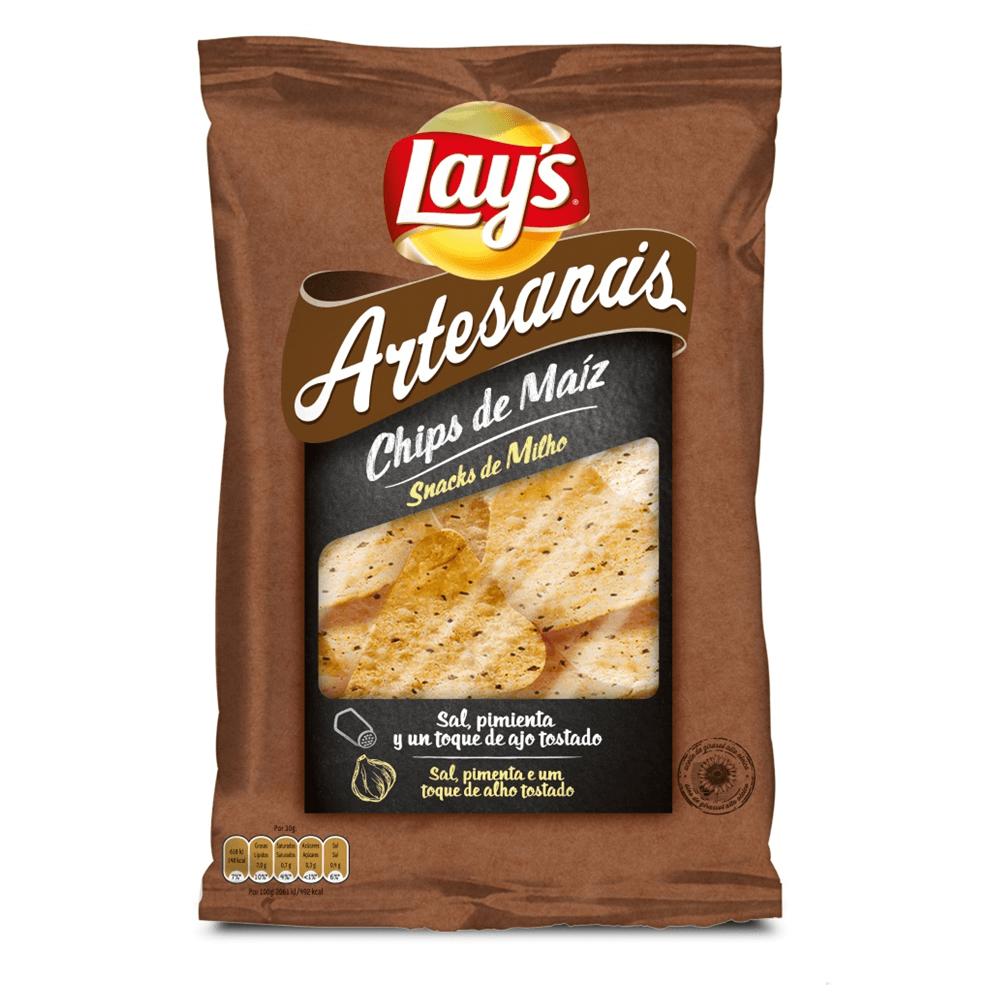 LAY'S Lay's Artesanas Chips de Maíz