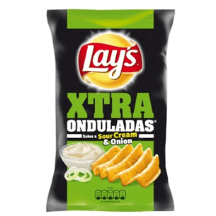 LAY'S XTRA Lay's Xtra Sour Cream & Onion