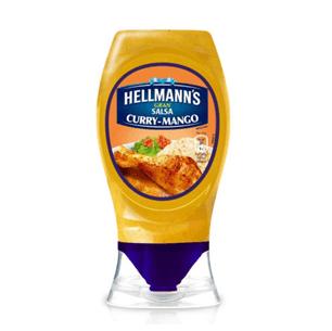 HELLMANN'S Hellmann's Curry-Mango