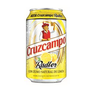 CRUZCAMPO Cruzcampo Radler Con Zumo Natural De Limón