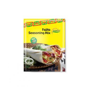 Zanuy Fajita Seasoning Mix