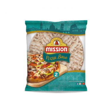 Mission Foods Bases Pizza Mission