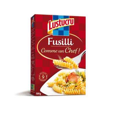 Lustucru Fusilli comme un Chef!