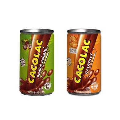 Cacolac Cacolac Praliné Noisette et Caramel
