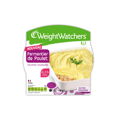 Weight Watchers Parmentier de Poulet