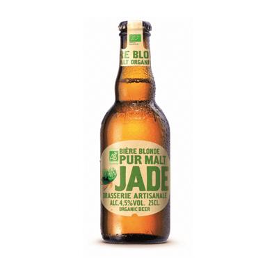 Bière Jade Blonde Bio
