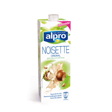 alpro alpro boisson base de noisette original degustabox. Black Bedroom Furniture Sets. Home Design Ideas