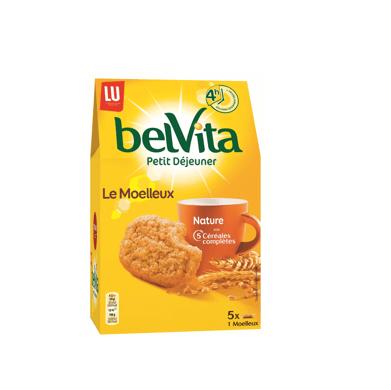 BelVita  Le Moelleux Nature