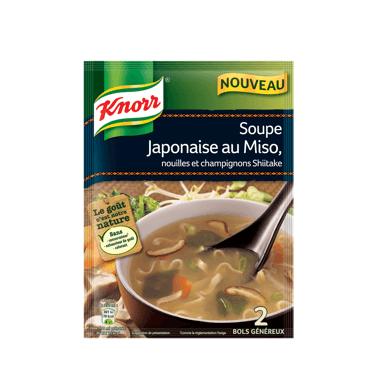 Knorr Soupe Japonaise au Miso