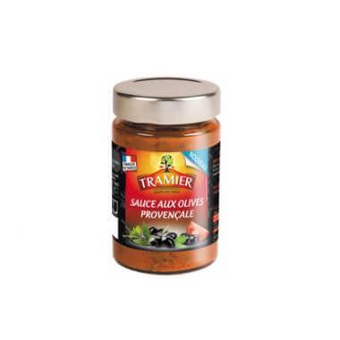 Tramier Sauce aux olives