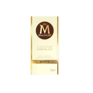 Magnum Signature Chocolate Blanc