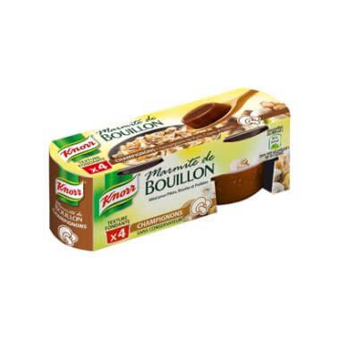 Knorr Marmite de Bouillon Champignons